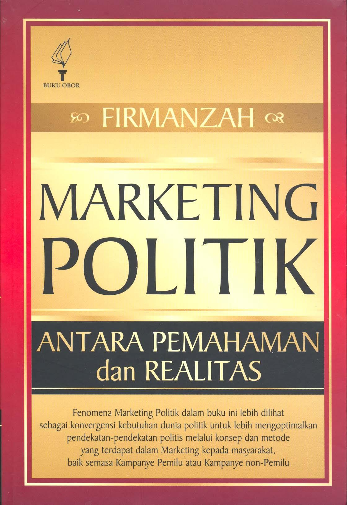 Marketing: Marketing-Politik