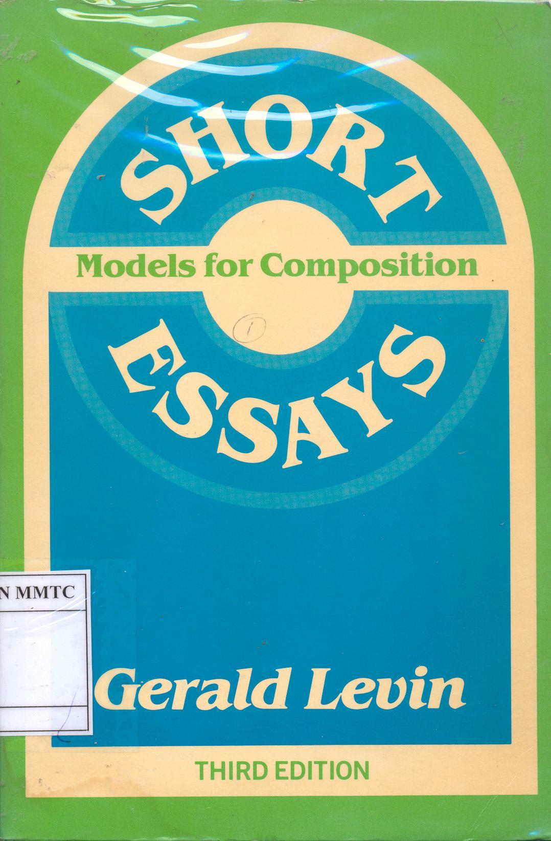 short essays models for composition