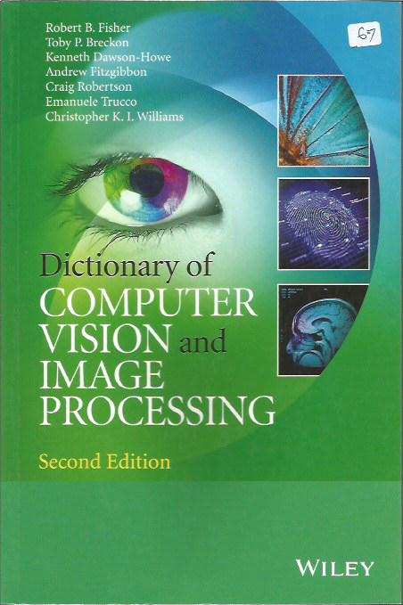 Dictionary of Computer Vision and Image Processing (2nd Edition)